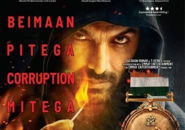 Watch #SatyamevaJayate in cinemas