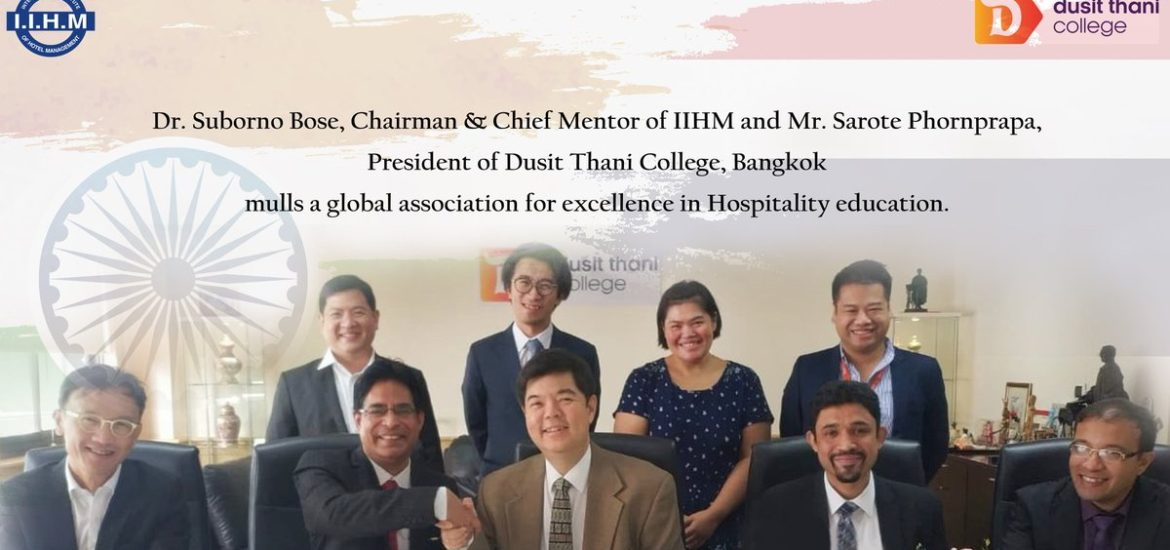 Thailand has the highest of standards in the hospitality sector