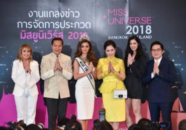 Thailand chosen to host 67th Miss Universe