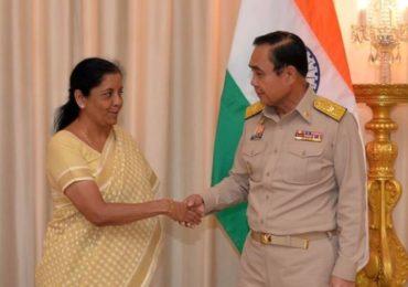 ไทย-อินเดียพร้อมส่งเสริมความร่วมมือด้านความมั่นคง