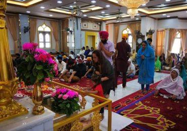 Sikhs in Pattaya celebrate's Prakash GurPurab