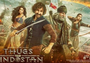 'Thugs of Hindostan' releasing on  8 November 2018 at Major Ekamai, Rama 3 & Pattaya