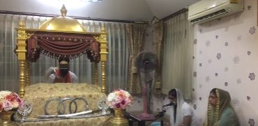 Live Kirtan from Punjabi Colony ,Bangkok Thailand