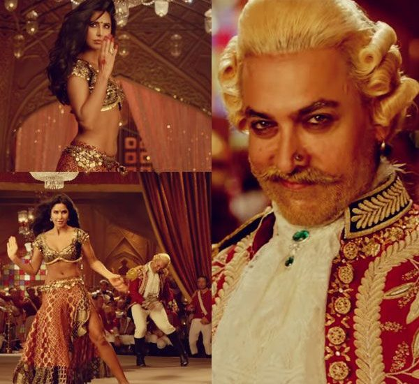Thugs Of Hindostan song Suraiyya teaser: Unlike her looks, Katrina Kaif's dance moves are more CRAZY than sensuous – watch video