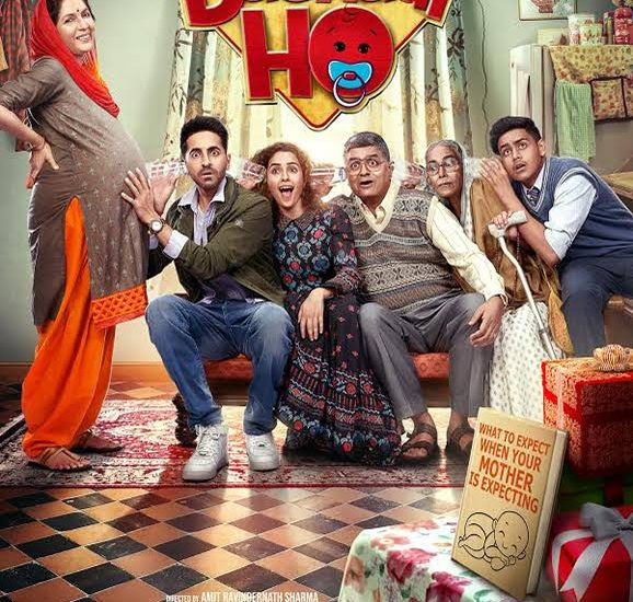 'Badhaai Ho' releasing on 19 October, 2018 at Major Ekamai, Rama 3 & Pattaya