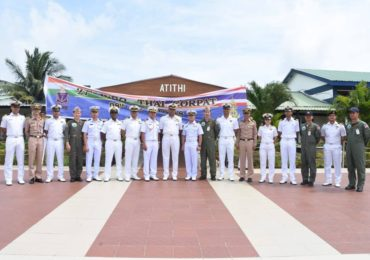 27th Indo-Thai CORPAT
