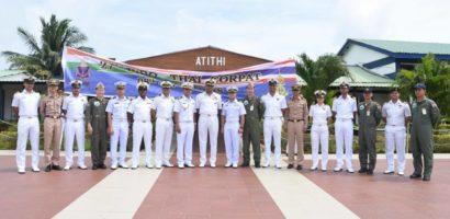 27th Indo-Thai CORPAT