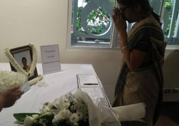 10th anniversary of Mumbai terror attacks observed in Embassy