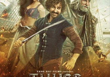 """Thugs of Hindostan"" releasing on November 8, 2018 at Major Ekamai, Rama 3 & Paragon Cineplex"