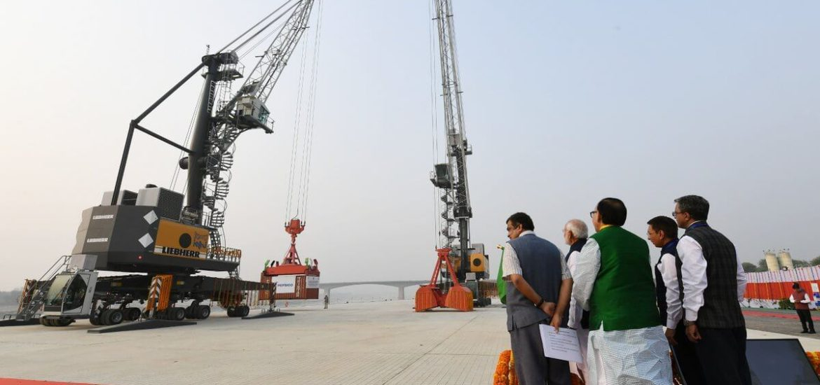 Varanasi's multi-modal terminal: 7 things to know about the newly inaugurated first MMT on river Ganga