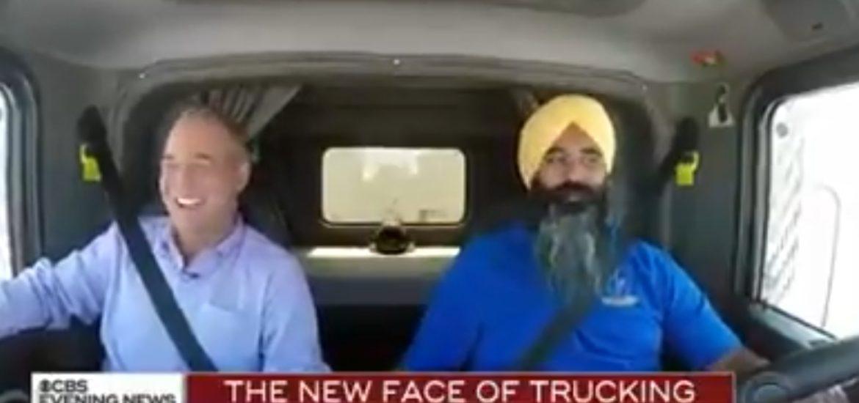 Sikh Man Establishes Gurdwara at His Truck Stop in America