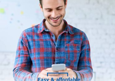 Are you self-employed and looking for an easy and affordable way to send money home?