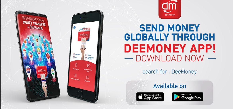 Digital money transfer solutions  :  DeeMoney
