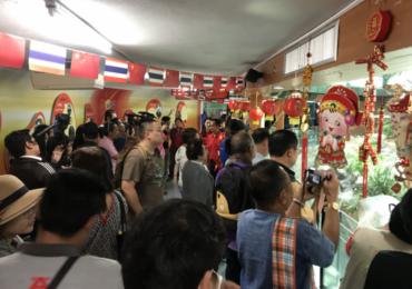 Chiang Mai Zoo celebrates Chinese New Year