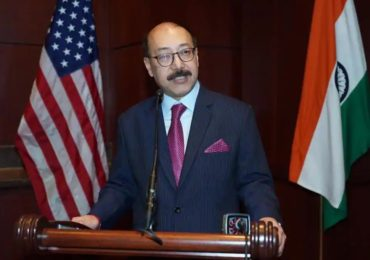 67 US lawmakers show up at Hill reception for new Indian ambassador Harsh Vardhan Shringla