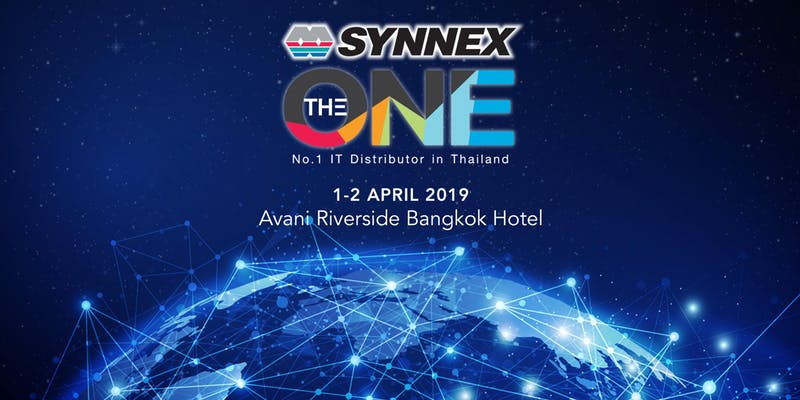 Synnex Partners Connect & Roadmap 2019 สำหรับตัวแทนจำหน่าย