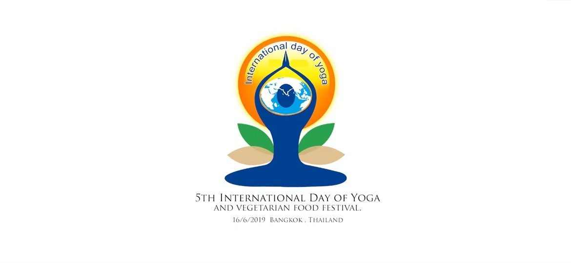 5th International Day of Yoga by Thai Sikh Volunteer