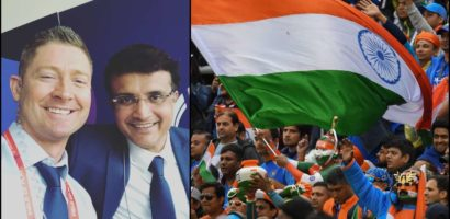 World Cup 2019: Clarke wonders about lack of support for Pakistan, Ganguly gives brutal response