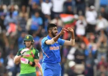 Wasn't thinking of it as my first World Cup game: Bumrah