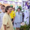 Her Royal Highness Princess Maha Chakri Sirindhorn has presided over the opening of the annual national assembly of young farmers and consultants