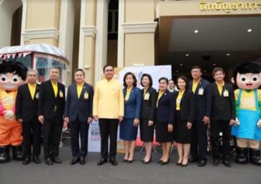 MSDHS showcases innovations for disabled persons at Thailand Social Expo 2019