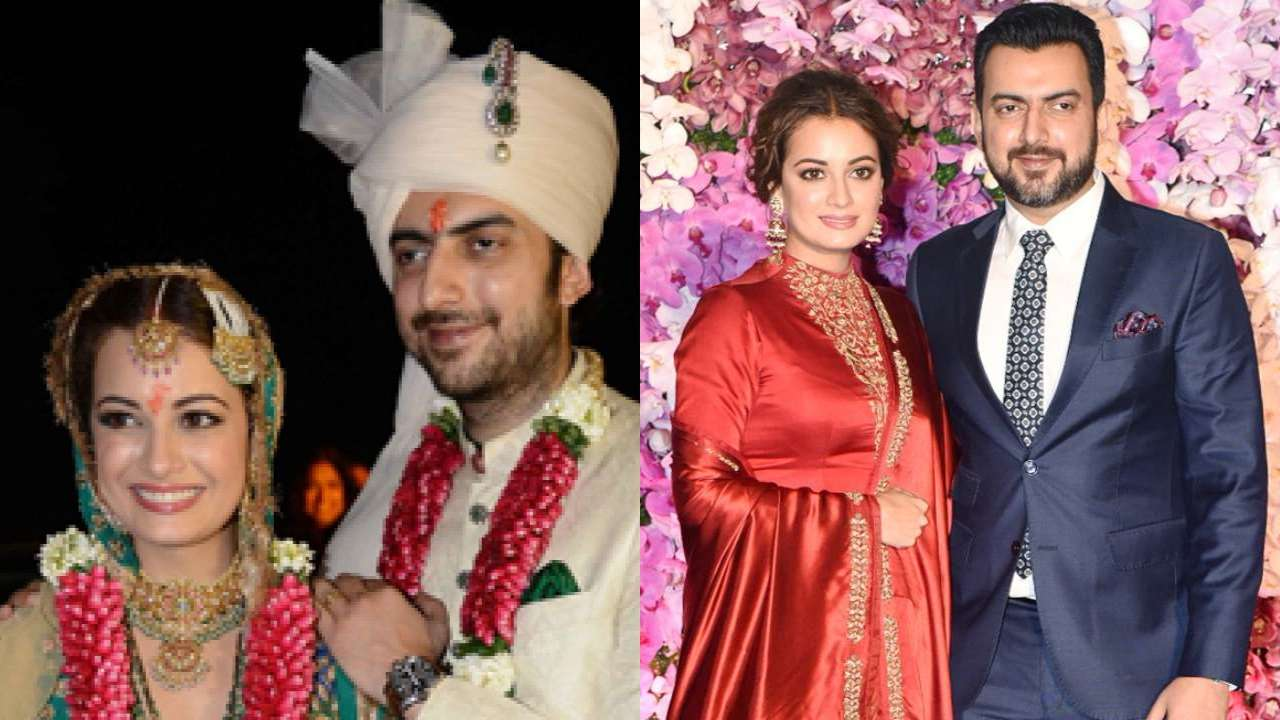 Dia Mirza separates from husband Sahil Sangha after 11 years of relationship