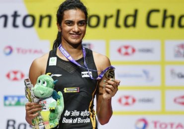P.V. Sindhu becomes first Indian to win World Championships