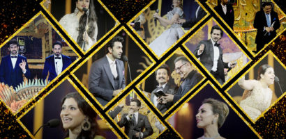 INTERNATIONAL INDIAN FILM ACADEMY AWARDS ANNOUNCES THE IIFA BIG 20