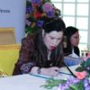 HRH Princess Chulabhorn signed a cooperation agreement, on research and development of biological products