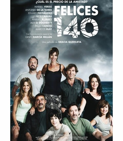 Second Movie, in New World Film Series, at Chula Varsity-'Felices 140', Spain-Monday 30 Sept,6:00 pm