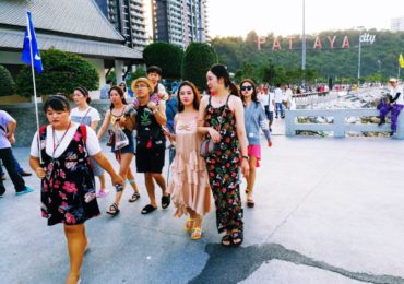 Thailand's tourism industry ponders drop of Chinese tourists